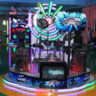 Jazz drum electronic music arcade game machine drum game machine